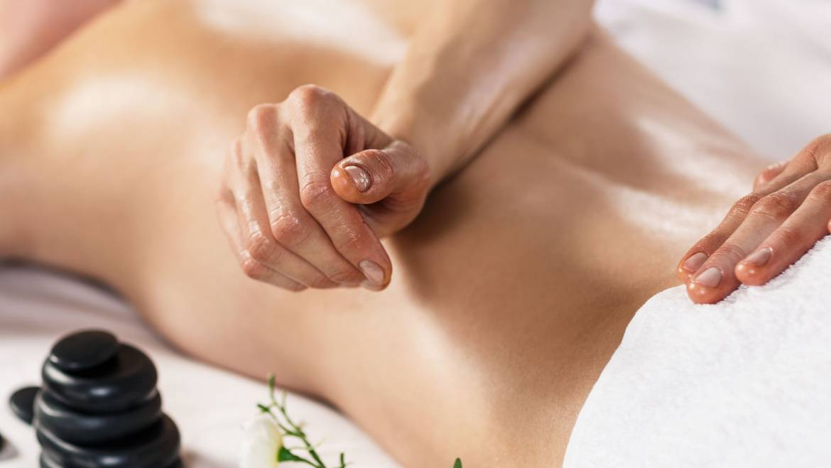 5 Hot Stone Massage