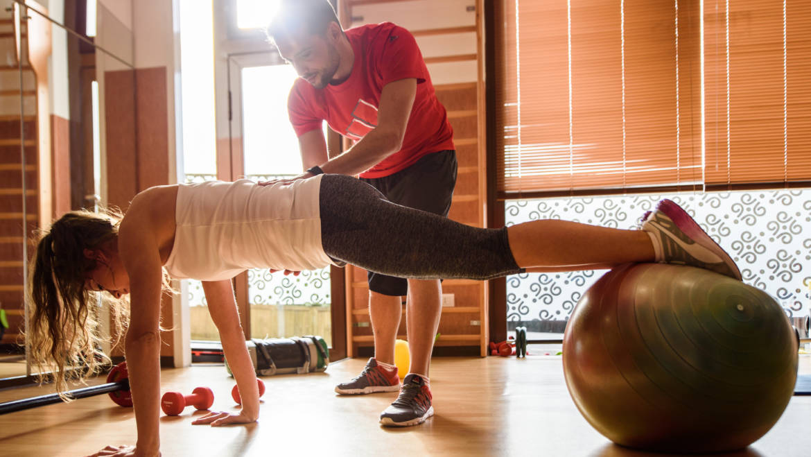 PERSONAL TRAINER A 98 EURO!